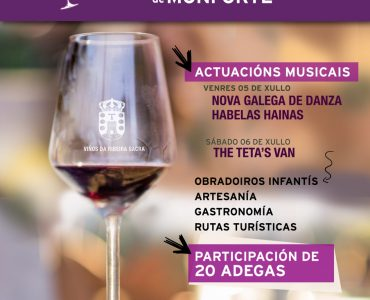 Cartel_Festival_do_Vino_Monforte_2019